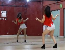 舞蹈wiggle wiggle 含教学 性感韩国舞蹈 性感热舞 郑州皇后舞蹈