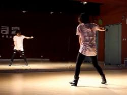 韩国男团舞蹈Ringa Linga 流行舞蹈视频 郑州皇后舞蹈