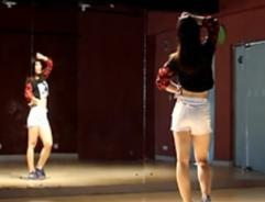 现代舞party 爵士舞 韩国女子组合少女时代party教学视频 皇后舞蹈
