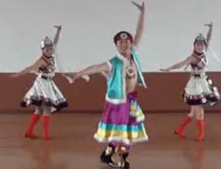 承德广场舞吉祥舞蹈视频
