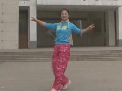 舞動晨韻原創有氧健身操舞再叫一聲親愛的 正反面含教學 舞動晨韻廣場舞再叫一聲親愛的