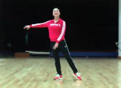 排舞探戈滑稽戏含动作分解 浙江省排舞协会《探戈滑稽戏》 64拍 4个方向