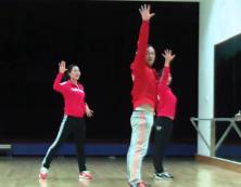 排舞你跑吧含动作分解 浙江省排舞协会《你跑吧》