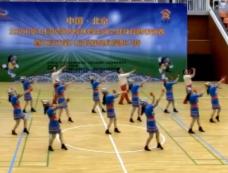 民族舞蹈太阳鼓 月坛星月艺术团