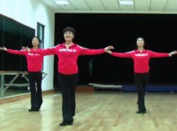 排舞九儿含教学 浙江省排舞协会 舞曲红高粱MP3下载