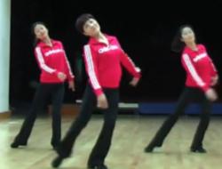 排舞茉莉花含教学 2016版 浙江省排舞协会
