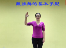 藏族舞(一)《藏族舞动作基本要点》