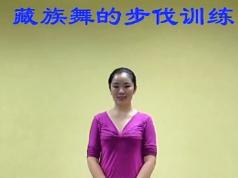藏族舞(三)《藏族踢踏舞基本动作》