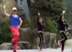 宝贝麦西西广场舞舞蹈视频 幸福天天和万盛风韵健身队黑山谷合作版