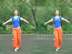 幸福天天广场舞你是第一 含重庆叶子广场舞你是第一教学视频
