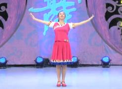 慧文广场舞汉地雪莲 北京加州广场舞个人版 阿斯根《汉地雪莲》歌曲MP3