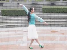 下個冬天誰能陪我看雪廣場舞張春麗教學視頻