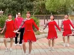 惠汝广场舞人在旅途正反面含教学 舞曲云菲菲《人在旅途》