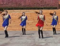 美美噠廣場舞團隊正反面演示 塔河蓉兒廣場舞美美噠 動感歡快的中老年廣場舞