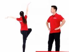 王广成广场舞拥抱幸福动作讲解 中信银行《拥抱幸福》