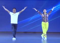 2016年最新排舞打岔调演示教学 金华市文化宫排舞