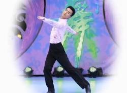 藝子龍廣場舞一生一世愛一回正面背面演示教學