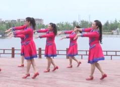 安徽綠茶飛舞廣場舞草原姑娘 舞曲李昱和《草原姑娘》
