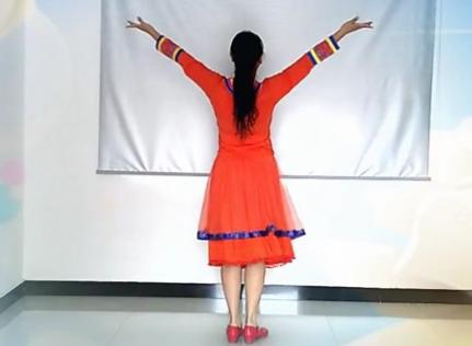 安徽綠茶飛舞廣場舞 今生最美的遇見 動作分解 視頻舞蹈免費下載