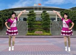 游城廣場舞一生有你 32步含分解 歌手水木年華