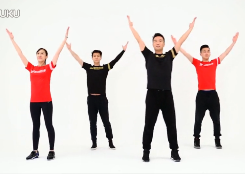 王廣成廣場舞夢想的舞臺含教學 中國健身舞廣場舞 勵志廣場舞