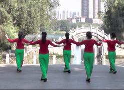 阿公的酒碗劉峰廣場舞背面演示 宋祖英《阿公的酒碗》歌詞MP3