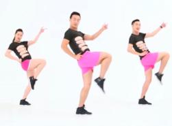 王廣成廣場舞《BIUBIUBIU》 時尚現代舞 大張偉《Biu Biu Biu》歌詞MP3