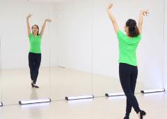 新疆舞中的三步一抬 舞蹈小常识