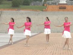 塔河蓉兒廣場舞最美傳奇正反面含分解 烏蘭托婭《最美傳奇》歌詞MP3