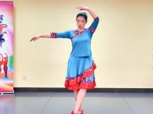 藏族舞(十二)藏族舞的四个步伐(二)