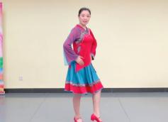 藏族舞(十三)《拧跟拧胯》