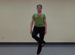 藏族舞(十八)藏族舞的步伐(二)