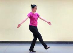 藏族舞(二十)《撩步及撩步的变化》 讲解:孔雪