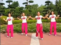 舞动旋律2007健身队广场舞社会摇 健身操 萧全《社会摇》歌词MP3