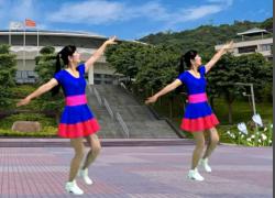 游城廣場舞今生的唯一正面背面 簡單好看的中老年廣場舞
