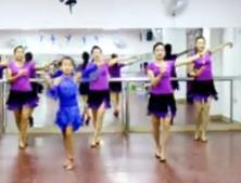 凤凰香香广场舞相信我没有错正反面含教学 恰恰