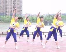 安徽綠茶飛舞廣場舞熱辣女人團隊演示 熱情動感的中老年廣場舞