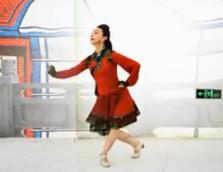 艺莞儿广场舞下马酒之歌教学视频 蒙古舞