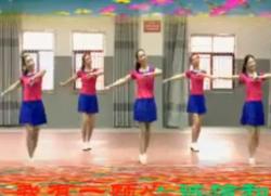 爱吾广场舞盛世通运万年长正反面含教学 最新热门中老年广场舞