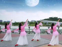 牽掛廣場舞背面演示 陜西鳳舞飛天廣場舞 編舞劉峰