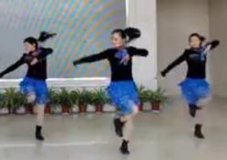 宜興綠茶廣場舞歡騰的高原 熱情歡快的中老年廣場舞