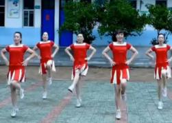 惠汝广场舞潇洒人生含教学 演唱梁海洋