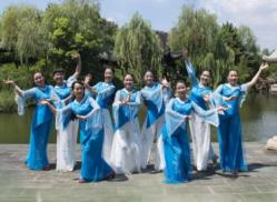 張春麗廣場舞渡風團隊舞蹈視頻 劉珂矣《渡風》歌詞MP3