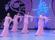 安徽綠茶飛舞廣場舞誰懂女人花正面演示 演唱:陳瑞