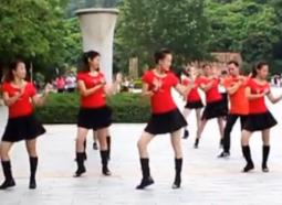 凤凰香香广场舞跟我你不配含分解