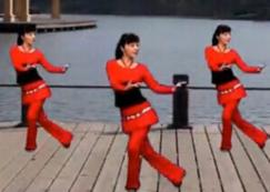 惠汝广场舞一曲红尘 视频舞曲下载 冷漠《一曲红尘》歌词MP3