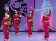 安徽綠茶飛舞廣場舞姑娘姑娘你真美 馮海龍《姑娘姑娘你真美》歌詞MP3