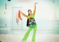 北京藝莞兒廣場舞來生愿做一朵蓮正反面含教學 古典舞