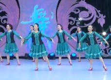 立華廣場舞思念正背面含教學 立華兗礦舞之緣明星隊團隊演示