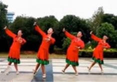 藝莞兒廣場舞歌在飛正反面含教學 蘇勒亞其其格《歌在飛》歌詞MP3